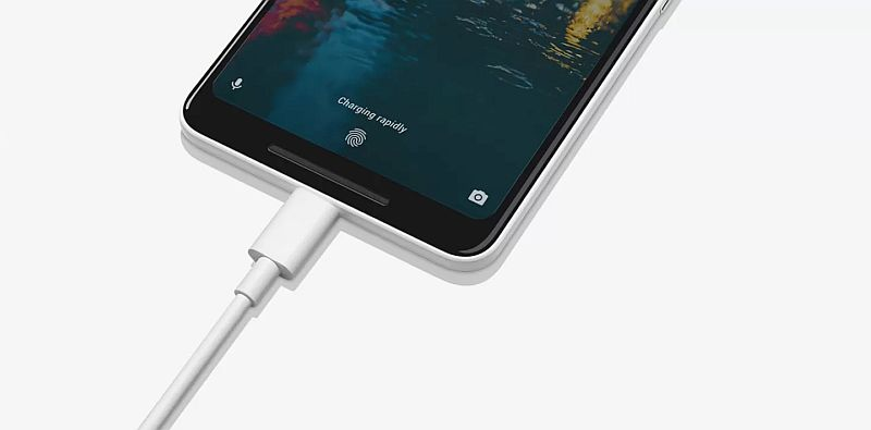 Pixel 2, Pixel 2 XL Ship With 18W Adapters; Support 27W Fast Charging With Compliant Charger [Update]