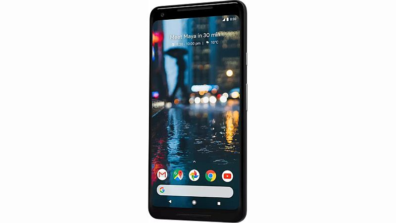 Google Pixel 2 XL Black & White Pre-Order Shipments Delayed in India, Flipkart Offers Compensation