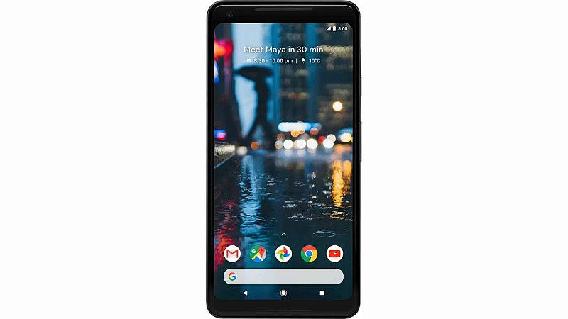 Google Pixel 2 XL's Slow Screen Unlocking Issue Is Getting a Fix
