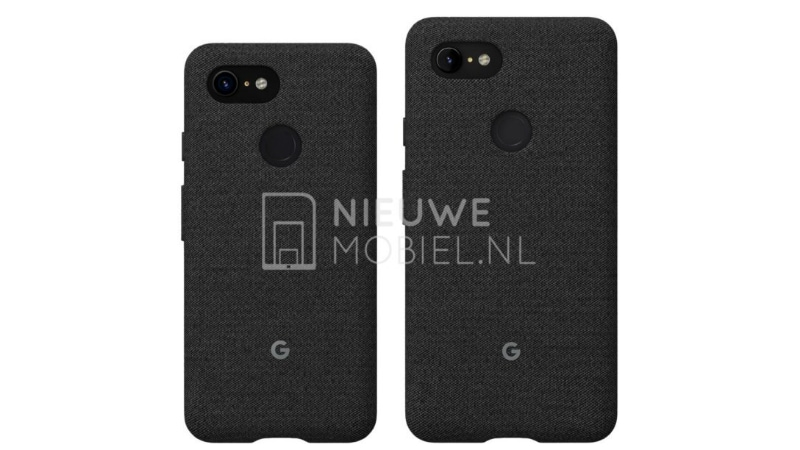 Google Pixel 3, Pixel 3 XL की तस्वीरें लीक, डुअल सेल्फी कैमरे की मिली झलक