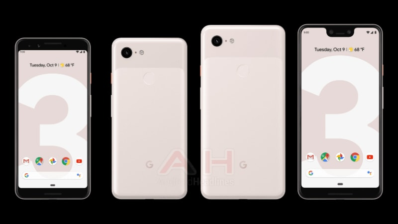 Google Pixel 3 Pixel 3 XL in Pink'Sand Colour Option Leaked Spigen Lists Cases Ahead of Launch