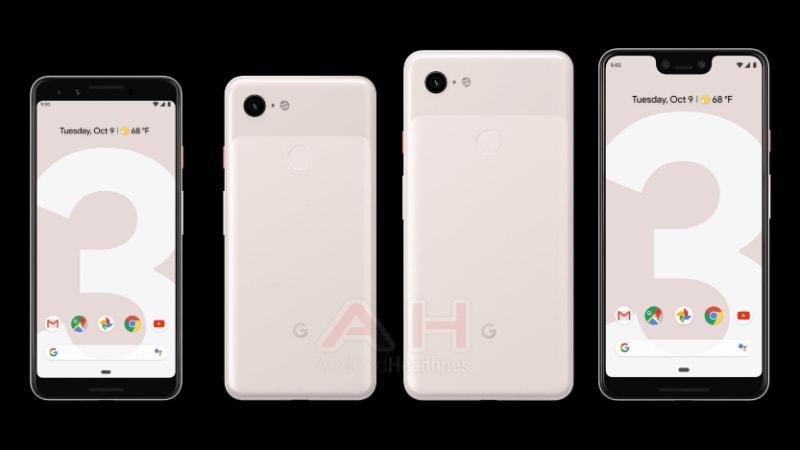 Google Pixel 3, Pixel 3 XL in Pink 'Sand' Colour Option Leaked; Spigen Lists Cases Ahead of Launch