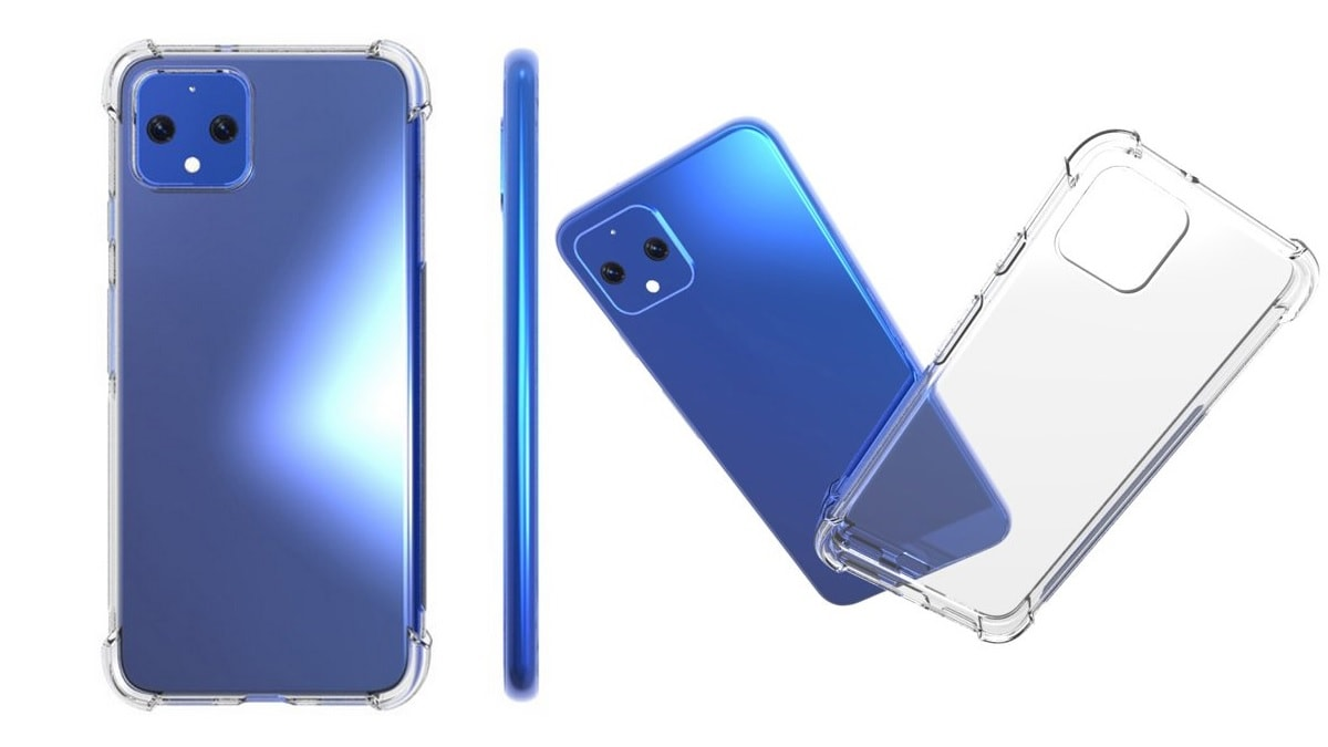 Google Pixel 4, Pixel 4 XL Case Render Leak Tips Dual Rear Cameras