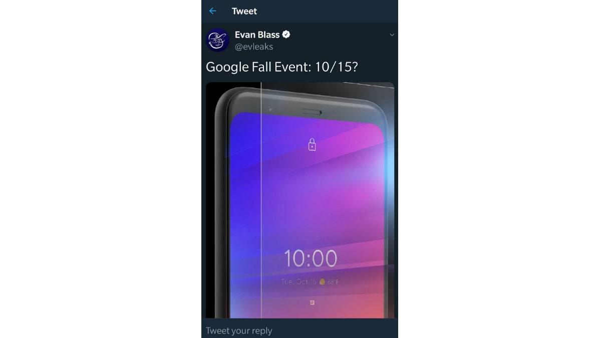 pixel 4 evleaks large pixel 4 evleaks