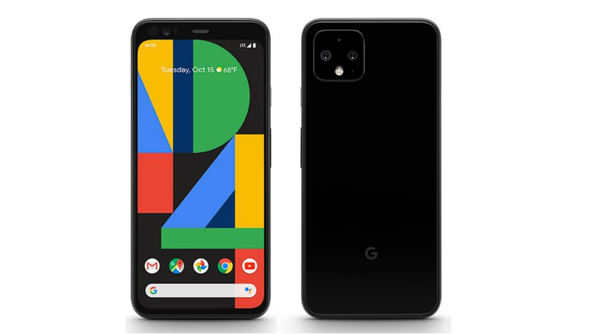 Google Pixel 4 Render Shows Off Complete Phone Ahead Of