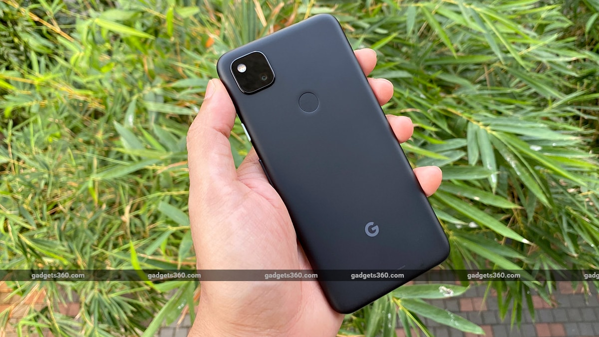 pixel 4a first impressions back ss