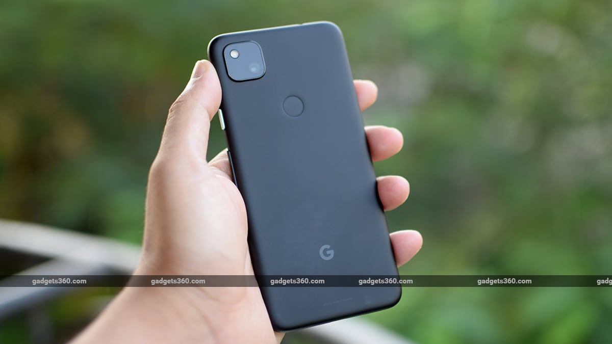 pixel 4a review back xx