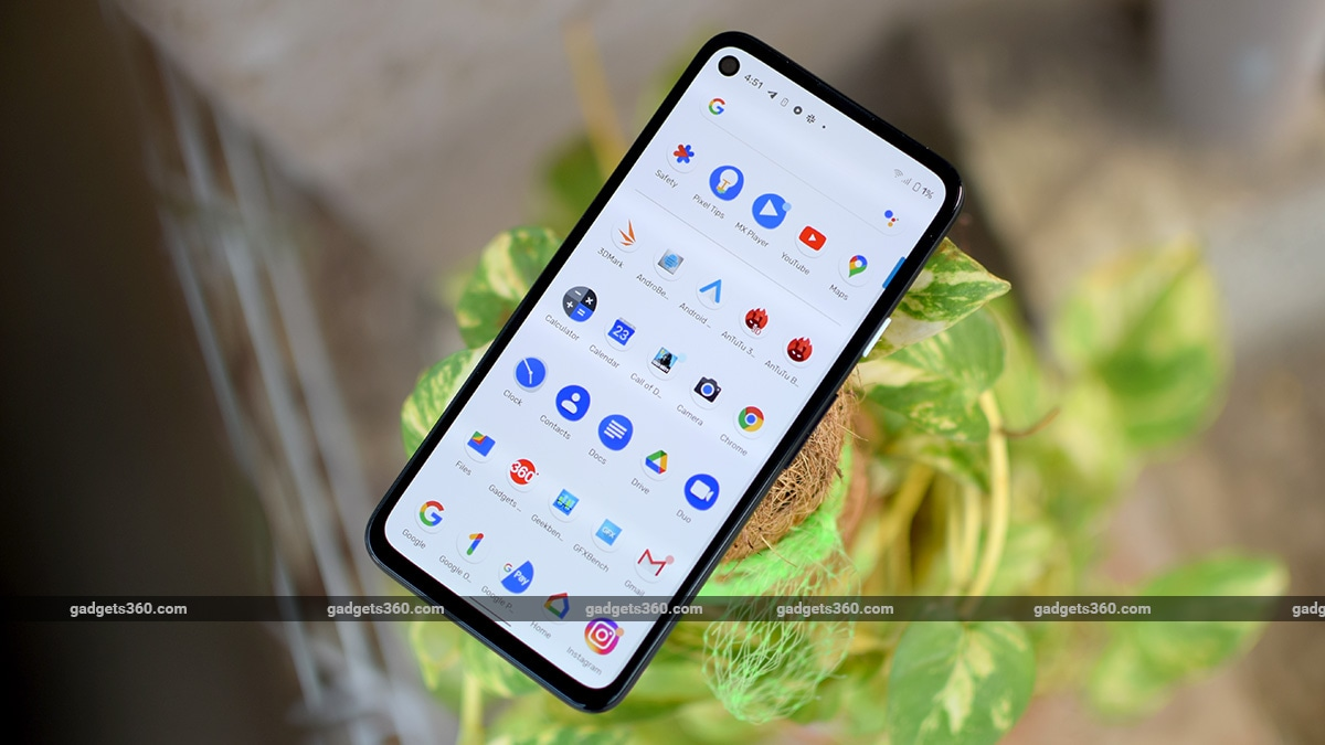 pixel 4a review screen xx