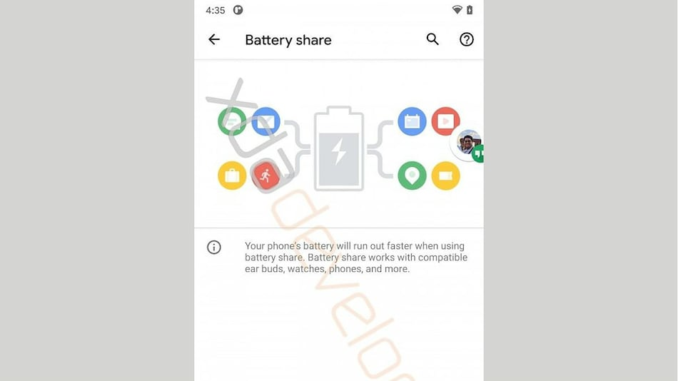 Pixel 5 to Feature Reverse Wireless Charging Feature, Android 11 Developer Preview Code Suggests