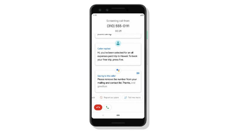 Pixel Phones to Get Duplex AI by Year-End, Letting Google Assistant Make Restaurant Reservations on Call