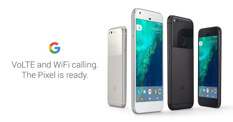 Google Pixel, Pixel XL to Get Wi-Fi Calling on Reliance Jio Networks