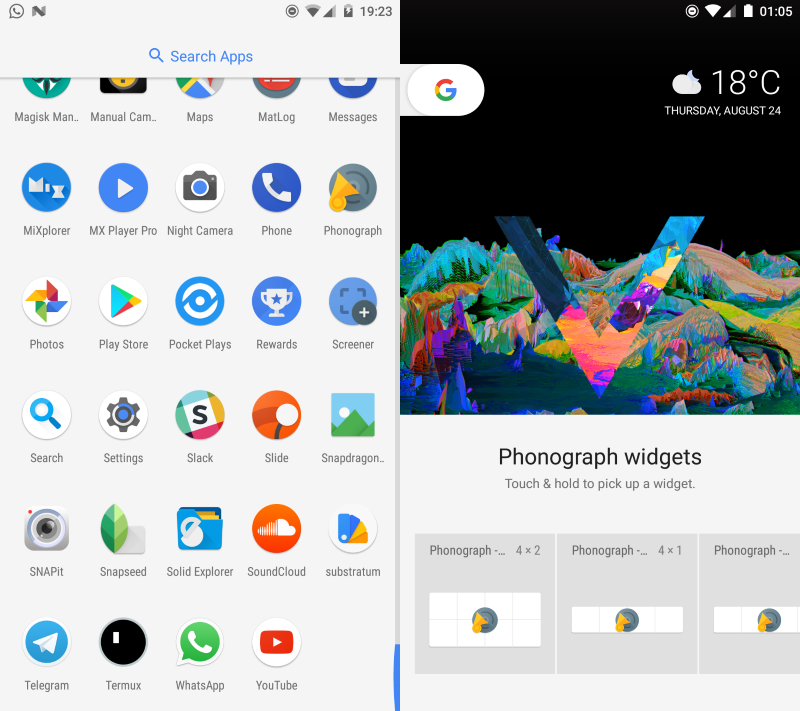Modified Pixel Launcher Now Available With Android Oreo