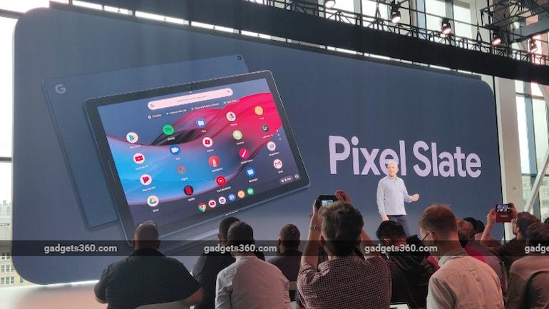 Google Pixel Slate हुआ लॉन्च, जानें इसकी खूबियां और कीमत
