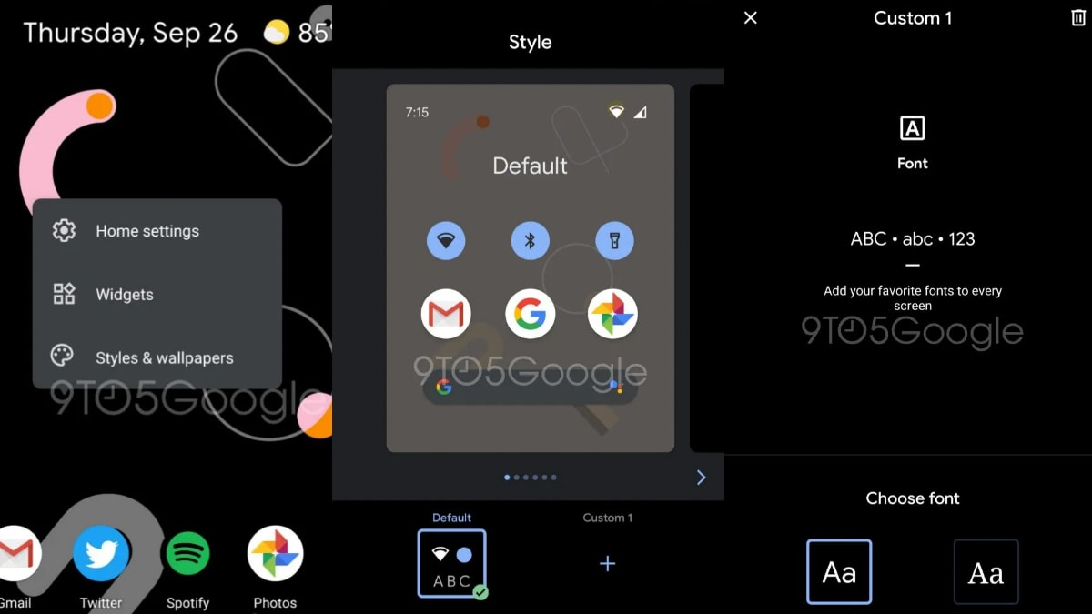 Google Pixel 4 Themes, Wallpaper, Recorder Apps Leak Ahead of Launch; Motion Sense Compatible Apps and Countries Tipped
