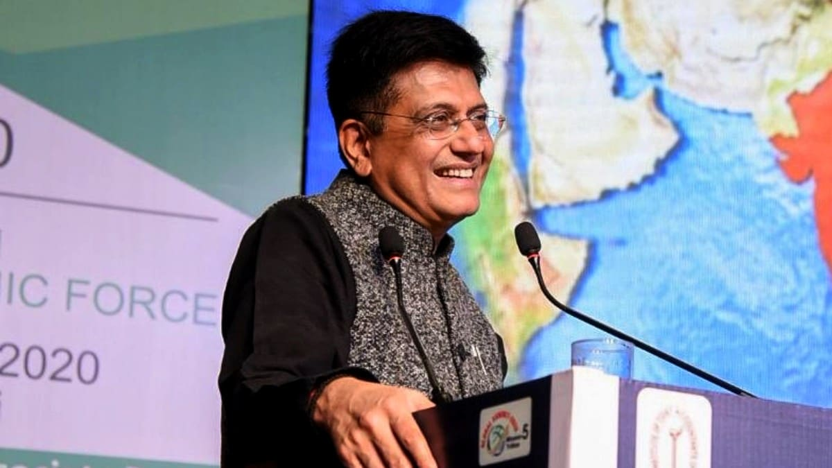 US E-Commerce Giants Are 'Arrogant', Flouting Our Laws: Piyush Goyal