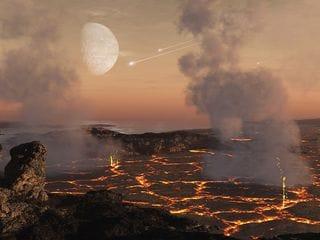 Scientists Bake Meteorites to Understand Atmospheres of Rocky Alien Planets