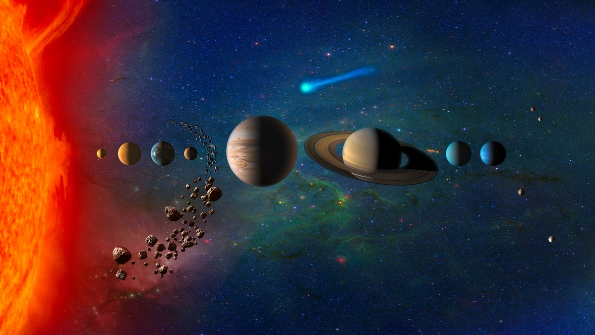 Over 100 New Minor Planets Found at the Edge of the Solar System: Study