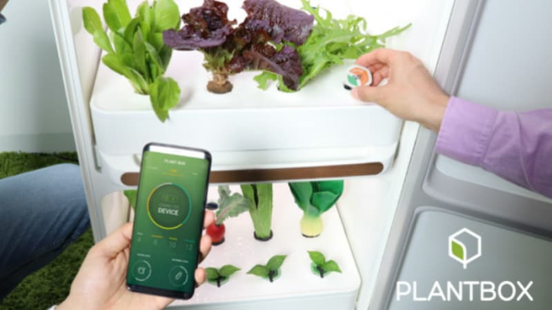 Samsung C Lab Unveils Greenhouse, Portable Directional Speaker, and a Low Cost Research App