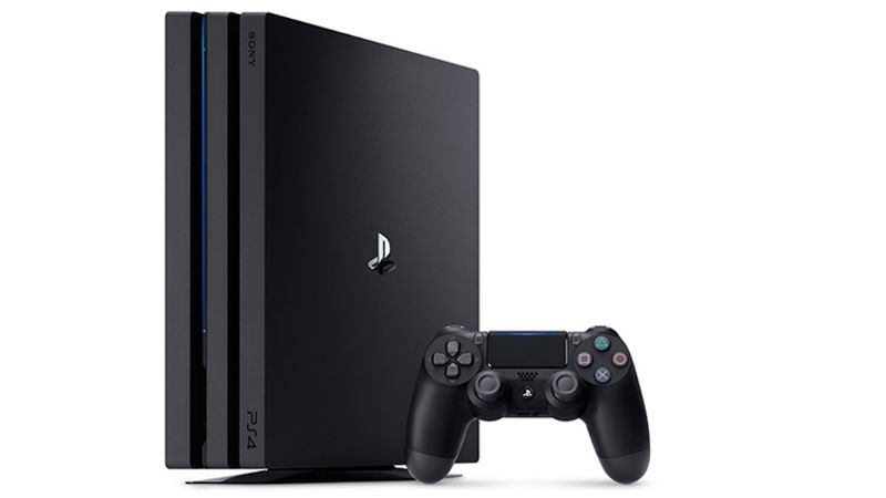 New PS4 Pro Uses Its Indoor Voice