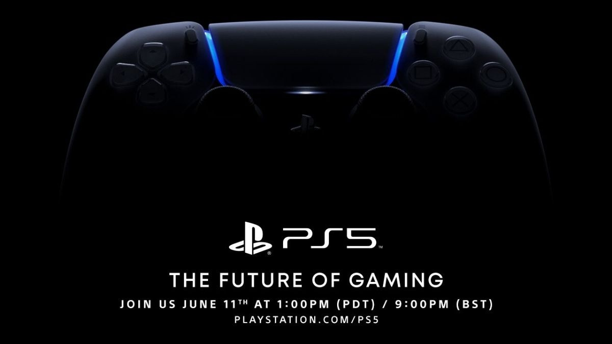 Sony PS5 Online Event Rescheduled to June 11