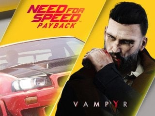 PlayStation Plus Free Games Announced for October: Need for Speed Payback, Vampyr