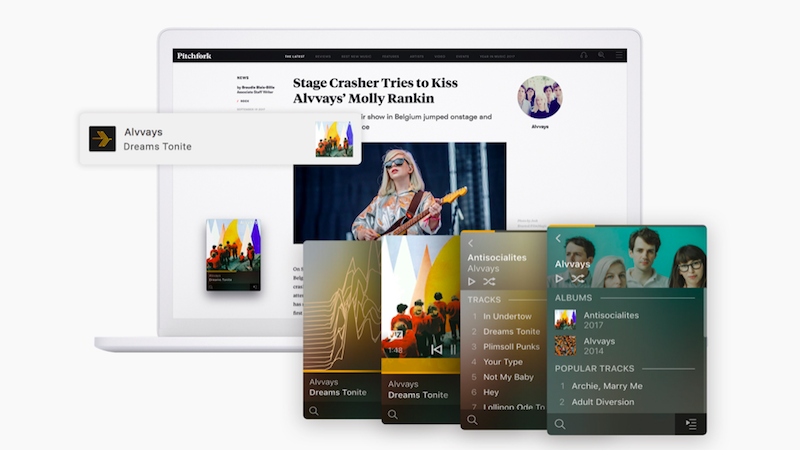 Plex Launches Plexamp Music Player for Windows and macOS, Inspired by Winamp
