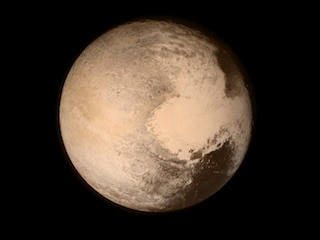 Pluto May Have Started Out Its Life as a Hothead