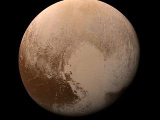 New NASA Video Shows 'Landing' on Pluto