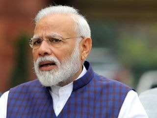 Prime Minister Narendra Modi's Personal Website Data Allegedly Leaked on the Dark Web: Report