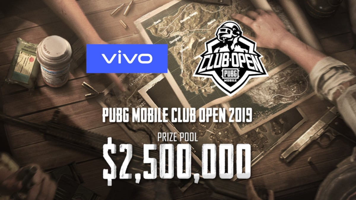 PUBG Mobile Club Open 2019 Group Stage Team Pooling Announced