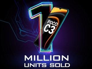 Poco C3 स्मार्टफोन की सेल भारत में 10 लाख के पार, Rs 500 कम में खरीदें