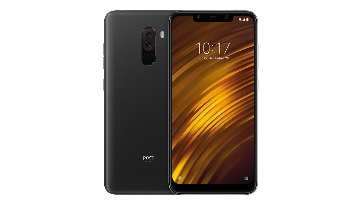 Poco F1 Gets Additional Rs. 2,000 Exchange Discount to Celebrate First Anniversary