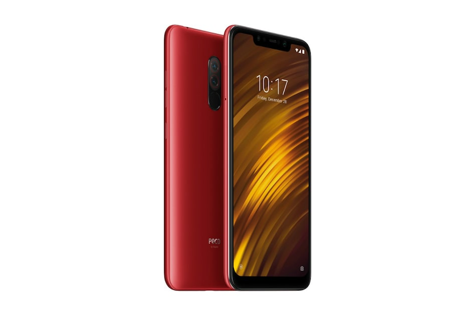Poco F2 Reportedly Spotted in IMEI Database With Model Number M2004J11G