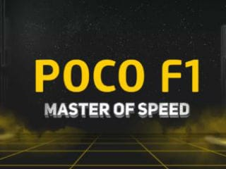 Xiaomi Poco F1 Flipkart Listing Reveals Key Features