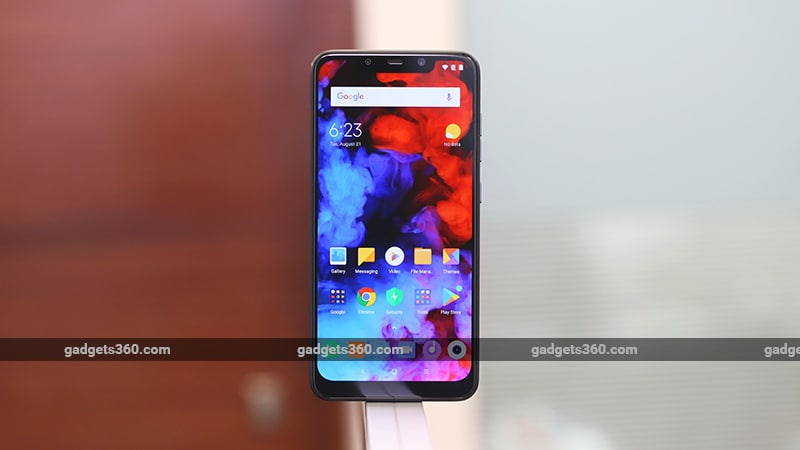 Xiaomi Poco F1 to Go on Sale in India for the First Time Today, via Flipkart, Mi.com