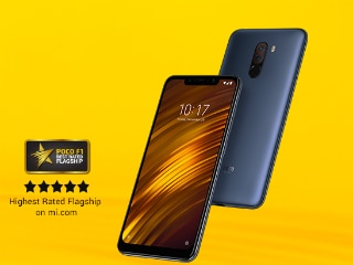 Poco F1 6GB RAM, 128GB Storage Variant Now Available on Open Sale