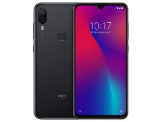 Poco F2 Concept Render Surfaces With Waterdrop-Style Display Notch