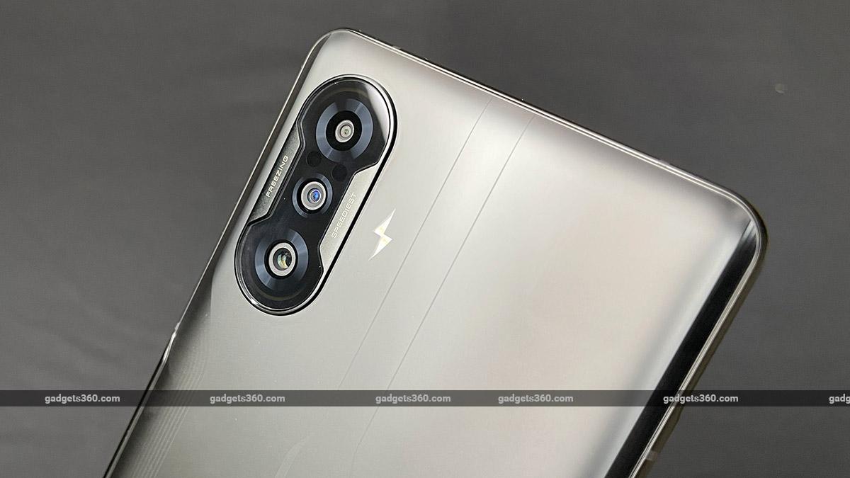 poco f3 gt camera module Poco F3 GT First Impressions