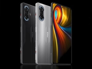 Poco F3 GT Goes on Sale for First Time Today via Flipkart: Price in India, Offers, Specifications