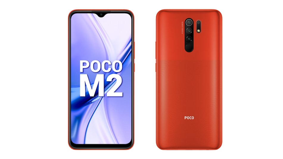 Poco M2 Getting Stable MIUI 12 Update in India With December 2020 Security Patch, Users Report