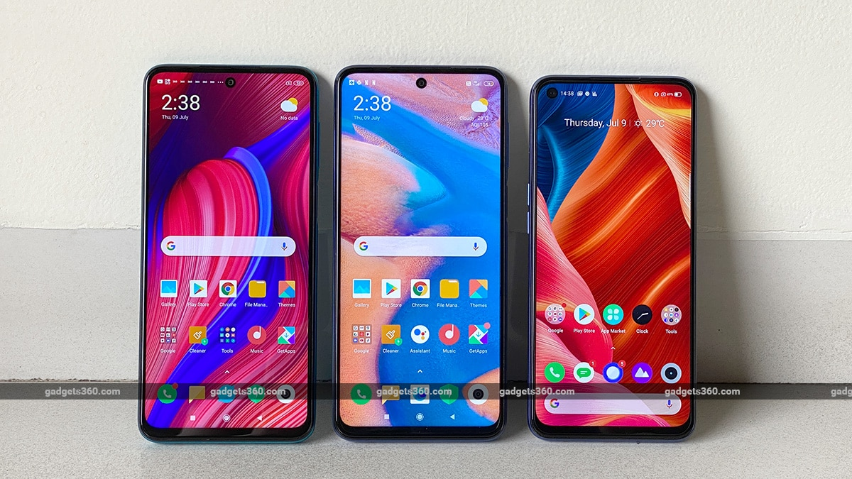Poco M2 Pro vs Redmi Note 9 Pro vs Realme 6: Which Is the Best Phone Under Rs. 15,000?