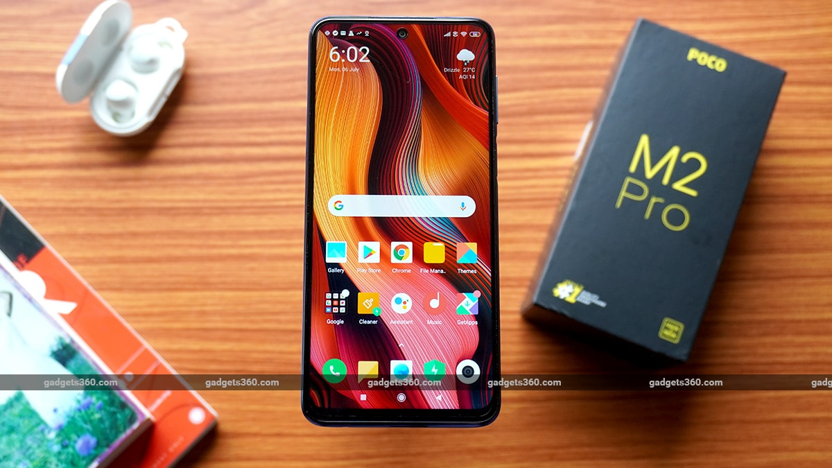 Poco M2 Pro to Go On Sale Today at 12 Noon via Flipkart: Price in India, Specifications