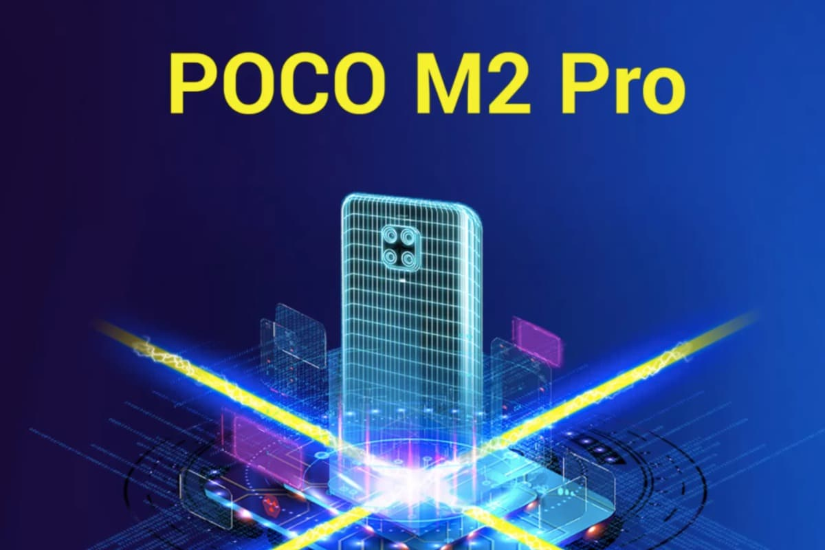 Poco M2 Pro Set to Launch in India on July 7