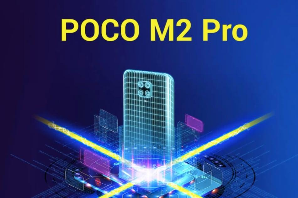 Poco M2 Pro भारत में क्वाड रियर कैमरा सेटअप के साथ आज होगा लॉन्च, यहां देखें लाइव इवेंट