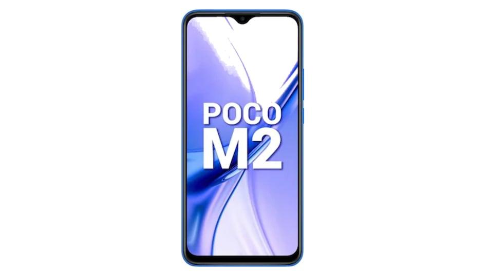 Poco M2 की पहली सेल भारत में आज यहां, इन ऑफर्स के साथ खरीदें