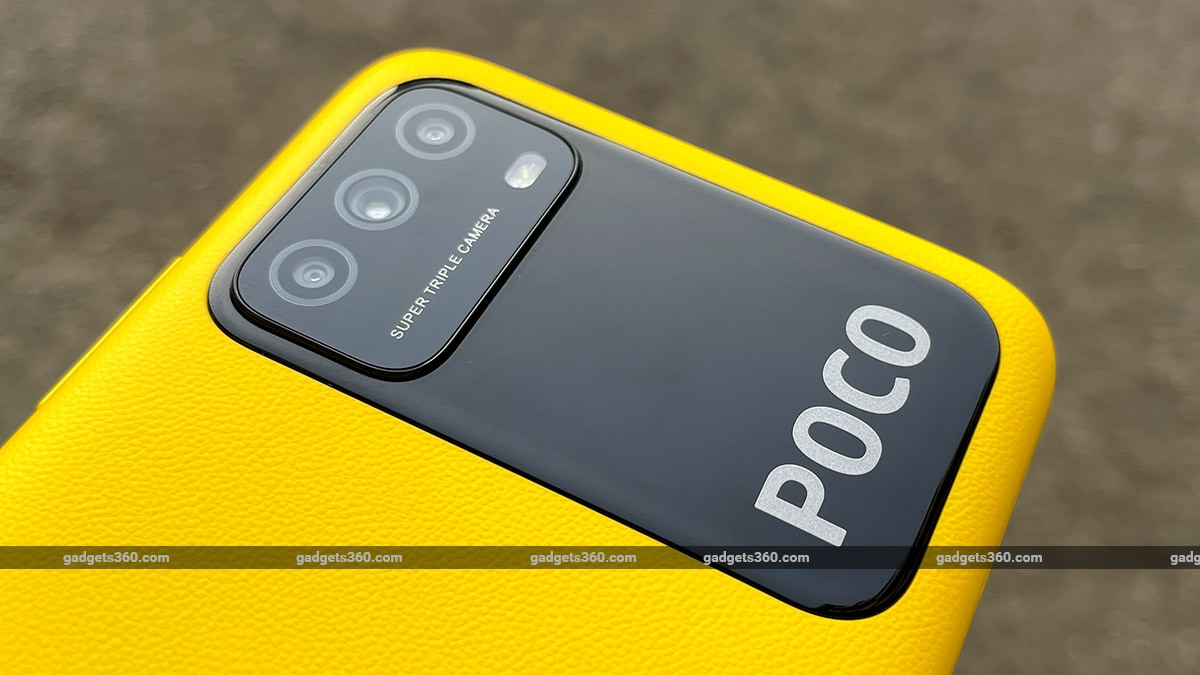 poco m3 camera module Poco M3 Review