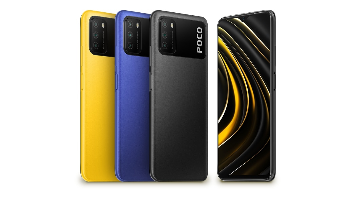 Poco M3 With Triple Rear Cameras Qualcomm Snapdragon 662 SoC Launched Price Specifications