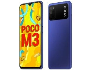 6,000mAh बैटरी वाले Poco M3 का 4GB रैम वेरिएंट भारत में लॉन्च, जानें कीमत
