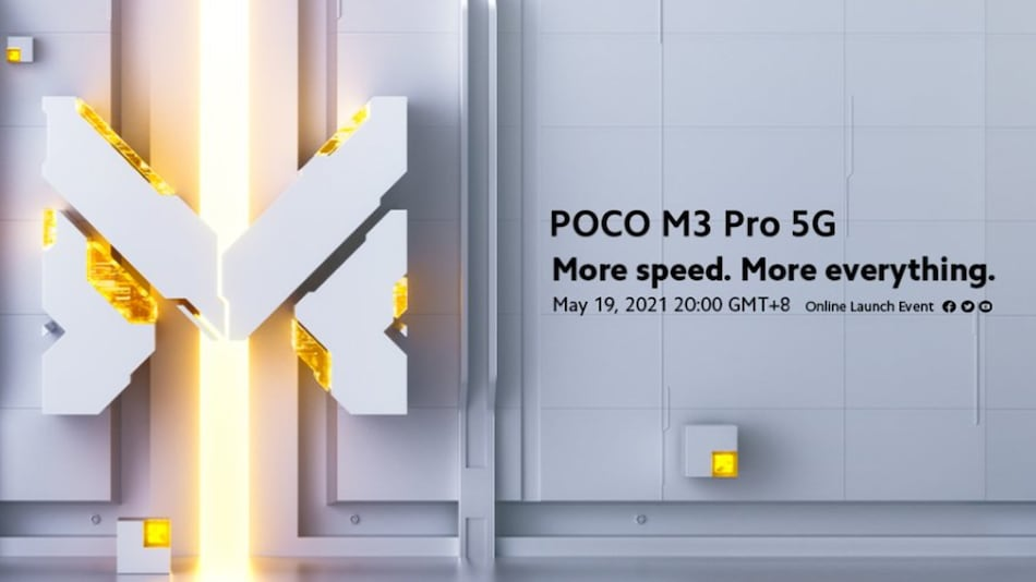 Poco M3 Pro 5G Launch Event Today: How to Watch Livestream, Expected Price, Specifications
