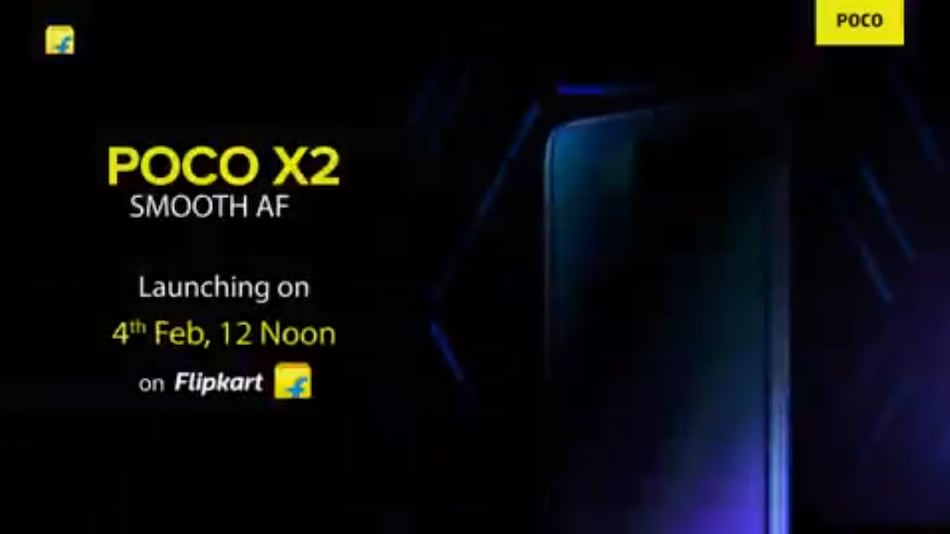 Poco X2 Teaser Video Tips Design Similarities to Redmi K30 Ahead of Launch